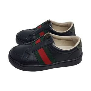 Gucci Boys Slip-on Sneakers